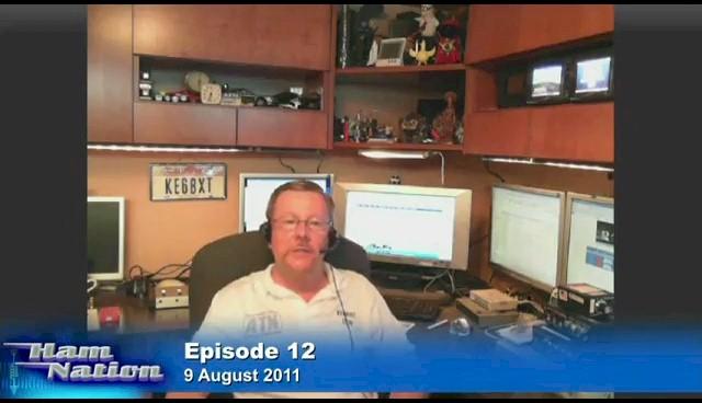 KE6BXT on Ham Nation - Episode 12